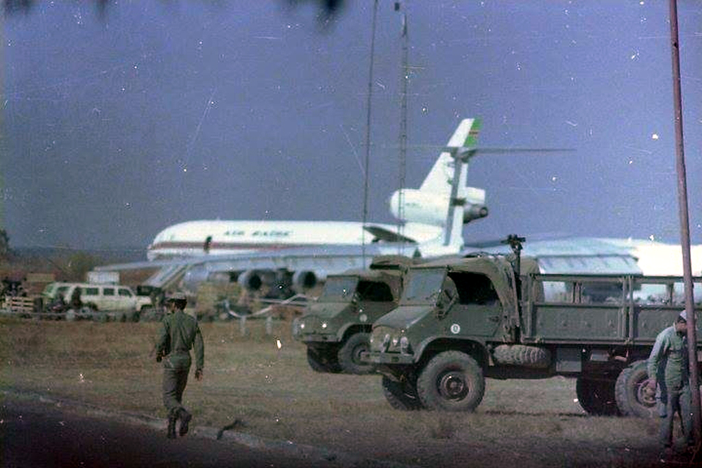 Les F.A.R. au Zaïre Shaba II - 1978 32036442427_d2609b1d4d_o