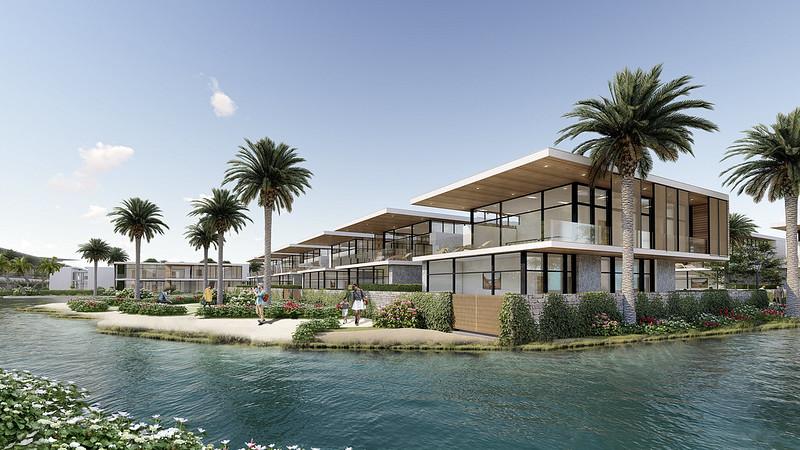 Biệt thự nghỉ dưỡng Malibu Hoi An Resort.