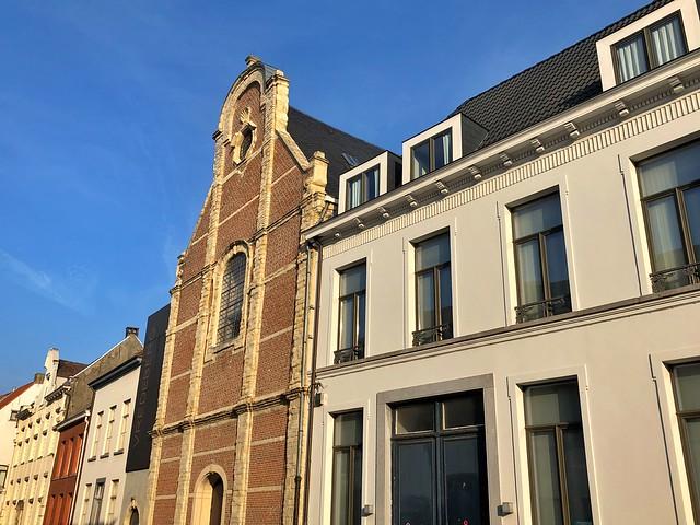 Vredebergklooster en Lier (Flandes)