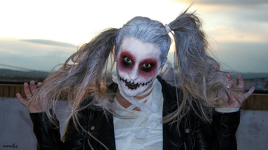 Halloween 2018, disfraces de momias zombies en familia