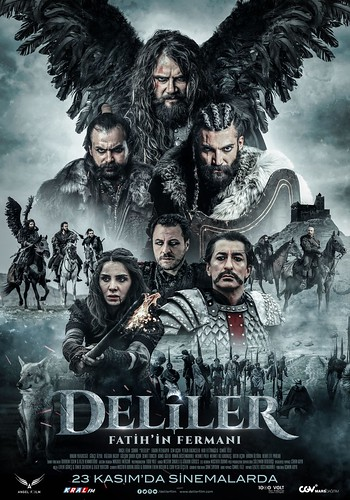 Deliler: Fatih'in Fermanı (2018)