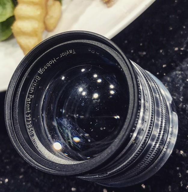 Leica Xenon 5cm f1.5 英製的浪漫成像