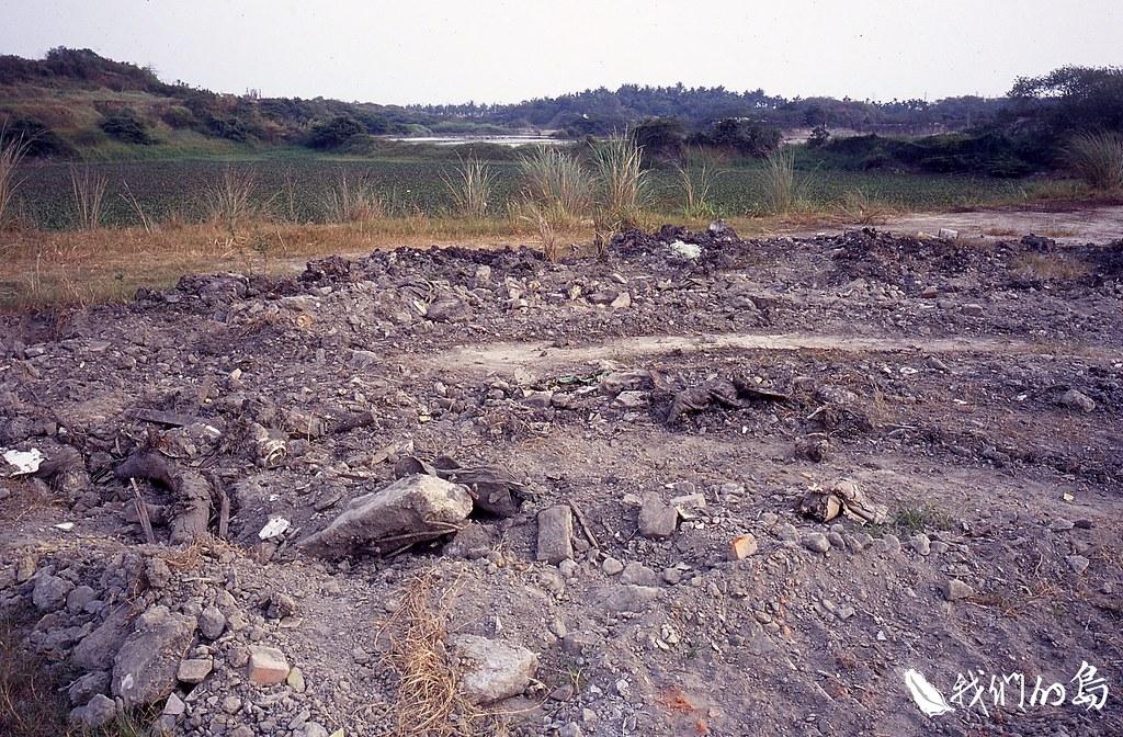 1999年屏東赤山巖汞污染影響周邊農作物的食品安全。