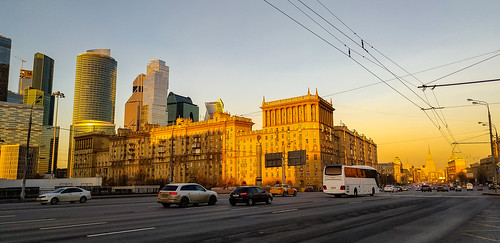 View on Moscow City | by psvrusso