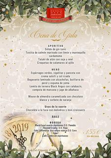 Gala Fin de Año Hotel Estela