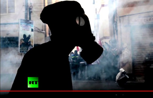 Chris Hedges: What Do We Know About Tear Gas? | by Dandelion Salad