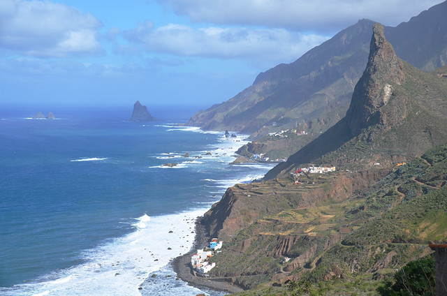 Anaga, Tenerife, Canary Islands