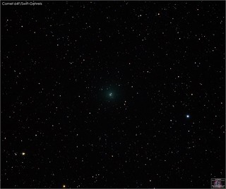 Comet Swift-Gehrels (64P) - November 25, 2018 | by The Dark Side Observatory