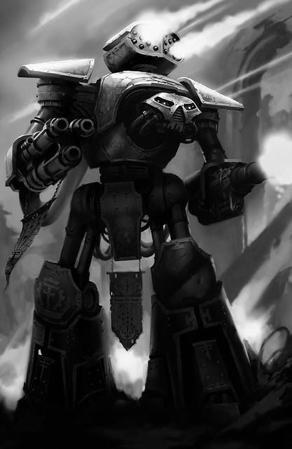 Боевой титан класса