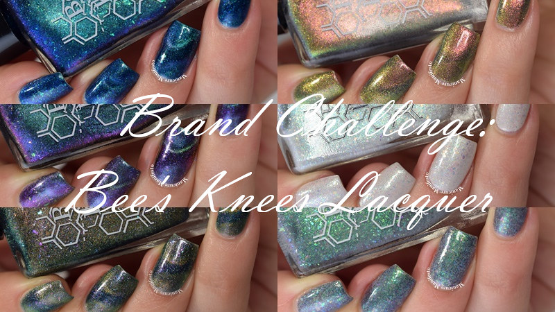 Bees Knees Lacquer Review