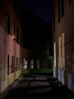 Night stroll in Chippendale | by Alex Cheek