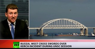 The Kerch Strait Incident by Finian Cunningham + US Will Take Advantage of Ukraine-Russia Standoff | by Dandelion Salad