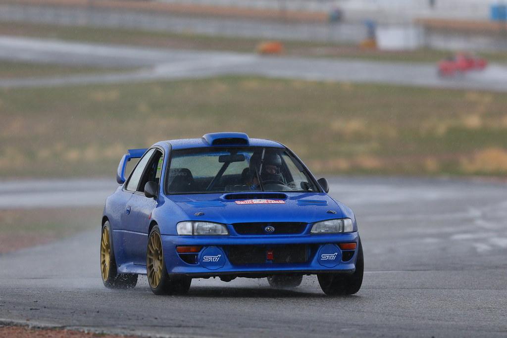 181stLeader's World Rally Blue Widebody Coupe! - Subaru