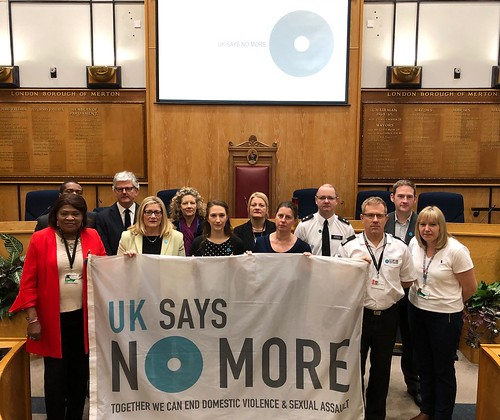 UK Says No More_27_Nov_2018 | by Merton Council