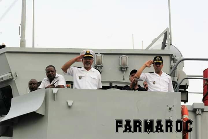Royal Moroccan Navy Floréal Frigates / Frégates Floréal Marocaines - Page 13 45746232375_69781408b2_b