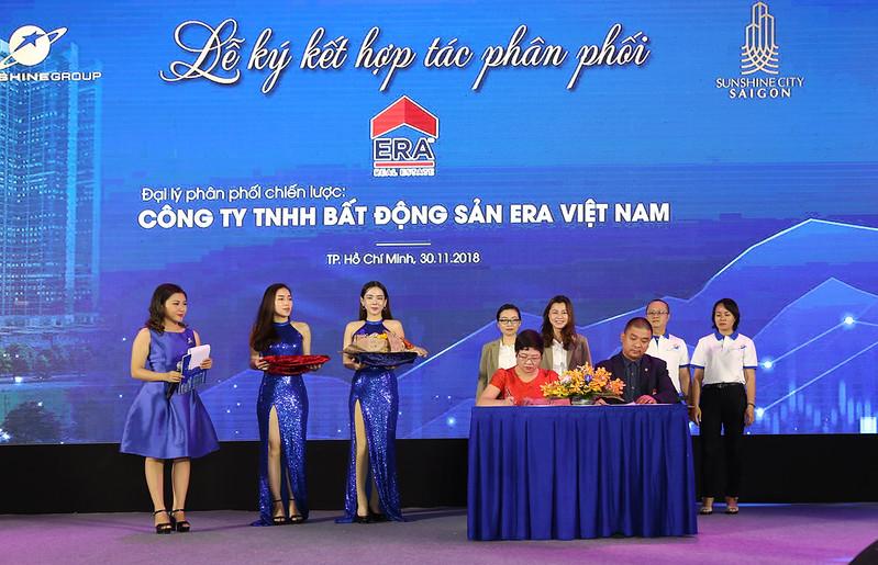 ERA Vietnam là một trong những nhà phân phối chiến lược của chủ đầu tư đến từ Hà Nội.