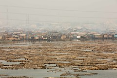 """Makoko: The """"Venice of Africa"""" in Lagos, Nigeria."""