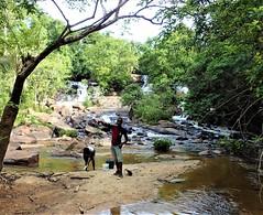 Kpatawee Waterfall near Gbarnga, Liberia