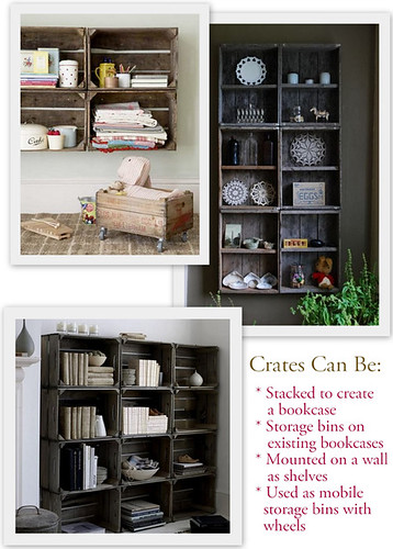 Crate Trend | by decor8