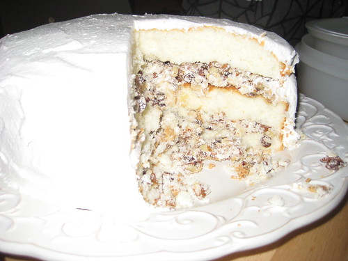 Lady Baltimire Cake