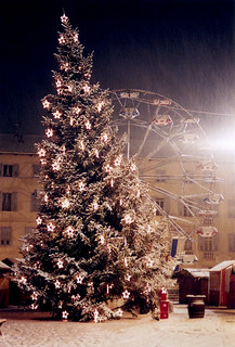 Christmas Tree And Ferris Wheel [Udine - 17 Dicembre 2010] | by Doc. Ing.