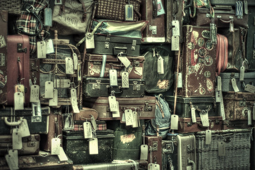 Suitcases | by Fat Elvis...