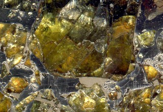 Admire Olivine Crystals | by Meteorite Times Magazine