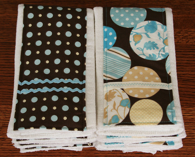 Burp Cloths | shirley shirley bo birley Blog