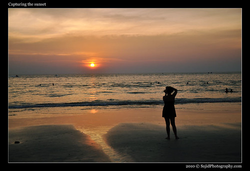 Capturing the sunset | by .::Sajid Photography::.