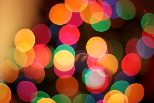the first bokeh of Christmas | by ginnerobot