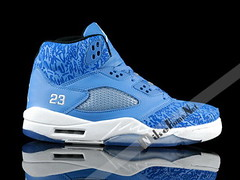 air jordan 5 laser; air jordan 5 pantone 284 laser blue for the love of the  game