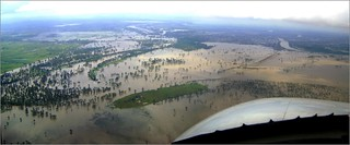Rockhampton in flood (Dec. 2010) | by Tatters ✾