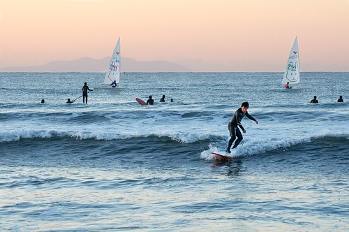 New Year surfers | by julesberry2001