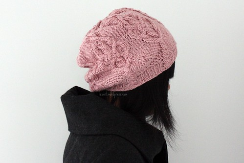 Skeleton Key Slouchie Tam | by Izznit