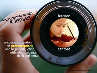 Lens 1: Learner Centred | by dkuropatwa