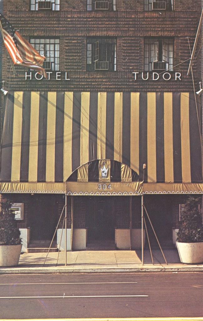 Hotel Tudor - New York, New York