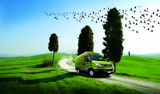 Iveco 2010 - The strength of nature | by IVECO