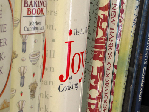 The Joy of Cookbooks | by shoutabyss