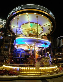 Hong Kong - 1881 Heritage Carousel | by cnmark