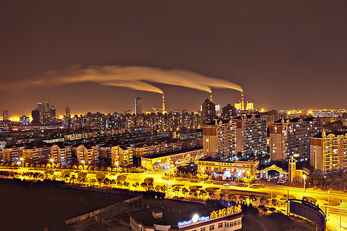 SHANGHAI BY NIGHT | by Konstantinos Kazantzoglou Momment Capture