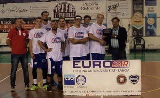 dinamo trofeo eurocar seconda classificata