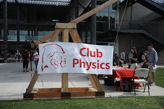 Club Physics at the Club/Organization Involvement Fair | by California State University Channel Islands
