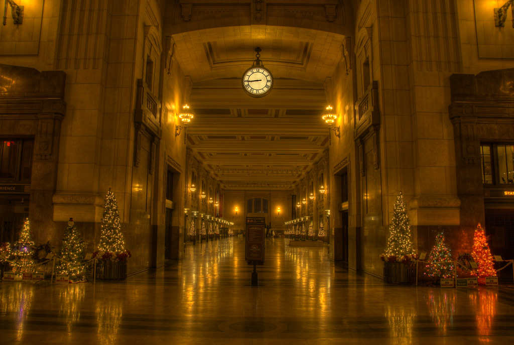 ... Union Station, Kansas City | By Thad Roan   Bridgepix