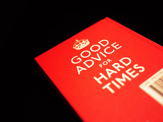 Good Advice for Hard Times | by Daniel Y. Go