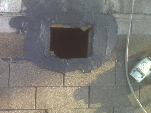 Pipe Flashing Repair Mr Roof Repair