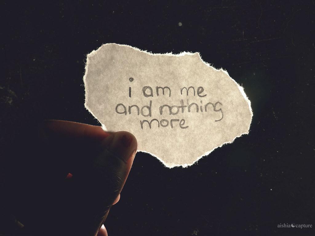 am me I