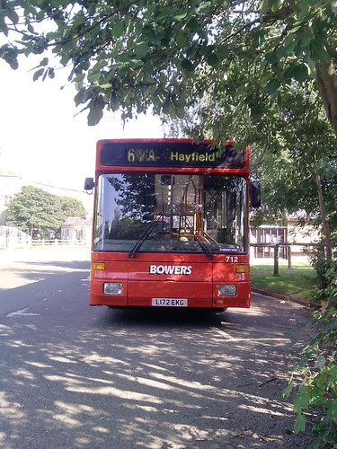 Bowers Bus L172EKG 62A at Hayfield | by Rcsprinter123