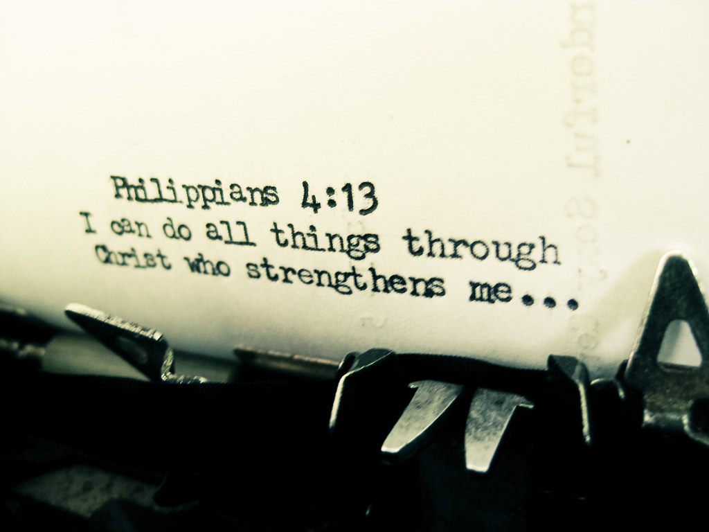 Philippians 413 Whynotcoconut Flickr