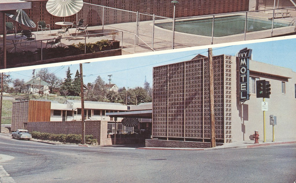 Ivy Motel - Auburn, California