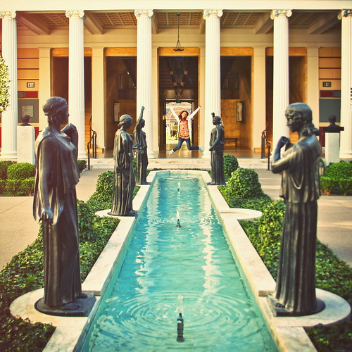 The Getty Villa | by ThuGiang Le